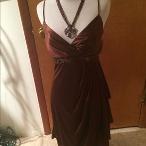 NWT City Triangles size Small dress.
